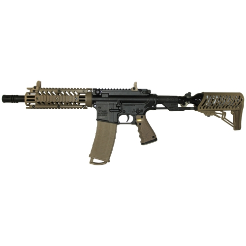 Tippmann TMC 68 M4 Carbine med AT-Stock Tan i gruppen Paintball / Paintball Markörer hos Wizeguy Sweden AB (Tipm-gun-0603)