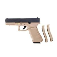 WE EU17 GBB pistol Gen4 Tan
