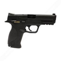 WE Big Bird Full Auto GBB pistol Svart
