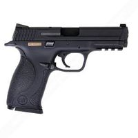 WE Big Bird GBB pistol Svart