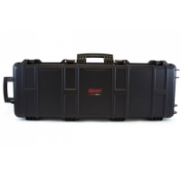 NP Large Hard Case - Svart (Wave)
