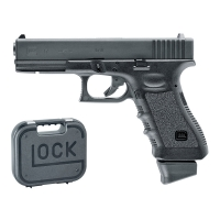 Glock 17 Deluxe GBB Co2