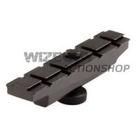 M16 Carrying handle rail. M15/M16/M4