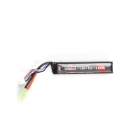 Stock Tube LiPO 7.4V 1300mAh 15C