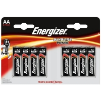 Energizer Power AA 8 pack