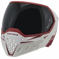 Empire EVS Mask White/Red
