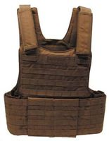 Heavy Tactical Molle II TAN