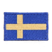 SnigelDesign Patch Sverige liten -16